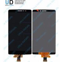 Дисплей LG H540 (G4 Stylus) в сборе с тачскрином (черный) матрица оригинал