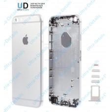 Корпус iPhone 6S Plus (серебро)