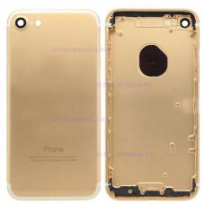 Корпус iPhone 7 золотой