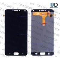 Дисплей Asus ZC554KL (ZenFone 4 Max) в сборе с тачскрином Черный