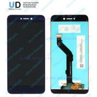Дисплей Huawei Honor 8 Lite в сборе с тачскрином (синий)