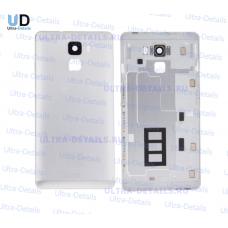 Задняя крышка Huawei Honor 7 (серебро)