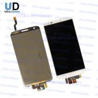 Дисплей LG D802 (G2) (34 pin) в сборе с тачскрином (белый)