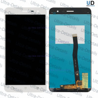 Дисплей Asus ZenFone 3 (ZE552KL) в сборе с тачскрином (белый)