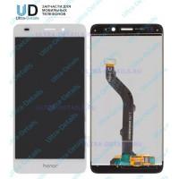 Дисплей Huawei Honor 5C (NEM-L51)/Honor 7 Lite (NEM-L21) в сборе с тачскрином (белый)