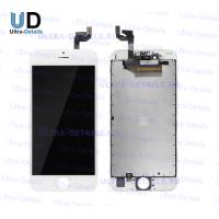 Дисплей iPhone 6S PLus в сборе с тачскрином (белый) (Переклееный Оригинал)