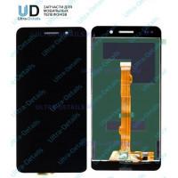 Дисплей Huawei Honor 5A Plus/ Y6 II в сборе с тачскрином (черный)