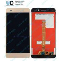 Дисплей Huawei Honor 5A Plus/ Y6 II в сборе с тачскрином (золотой)