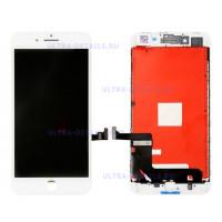 Дисплей iPhone 8 Plus в сборе с тачскрином (белый) (Аналог)