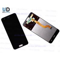 Дисплей Huawei Honor 9/9 Premium/STF-L09 в сборе с тачскрином (черный)