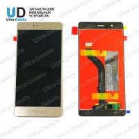 Дисплей Huawei P9 (EVA-L09 /EVA-L19 /EVA-AL00) в сборе с тачскрином (золотой) (матрица Оригинал)