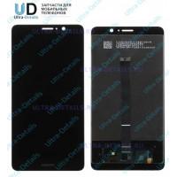 Дисплей Huawei Mate 8/NXT-L29/NXT-AL10 в сборе с тачскрином (черный)