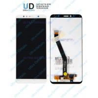 Дисплей Huawei Y3 (2017) в сборе с тачскрином (черный) (матрица Оригинал)