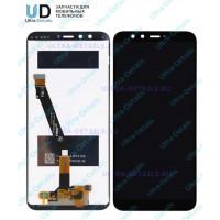 Дисплей Huawei Honor 9 Lite/LLD-L21/LLD-L31 в сборе с тачскрином (черный)