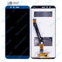Дисплей Huawei Honor 9 Lite/LLD-L21/LLD-L31 в сборе с тачскрином (синий)