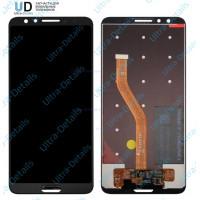 Дисплей Huawei Nova 2S в сборе с тачскрином (черный)