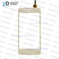 Тачскрин Huawei Y3 II LTE (Прямой шлейф) (золотой)