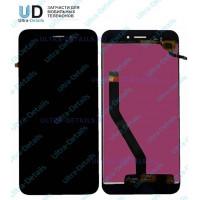 Дисплей Huawei Honor 6A/DLI-TL20 в сборе с тачскрином Черный