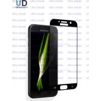 Защитное стекло 5D Samsung A520F (A5 2017) (черный)