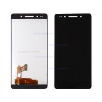 Дисплей Huawei Honor 7 (PLK-L01) в сборе с тачскрином (черный) Оригинал