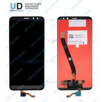 Дисплей Huawei Nova 2i/Mate 10 Lite/RNE-L21/RNE-L01 в сборе с тачскрином (черный)