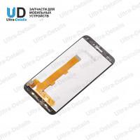 Дисплей Alcatel OT-5080X (Shine Lite) в сборе с тачскрином черный