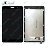 Дисплей Huawei T3-801 (Media Pad 8.0) в сборе с таскрином (черный)