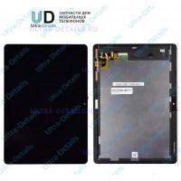 Дисплей Huawei T3 (Media Pad 10.0) в сборе с таскрином (черный)