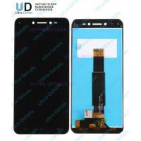 Дисплей Asus ZB501KL (ZenFone Live) в сборе с тачскрином (черный)