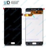 Дисплей Asus ZC520KL (ZenFone 4 Max) в сборе с тачскрином (черный)