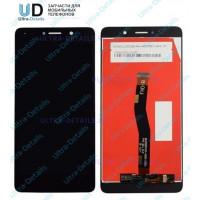 Дисплей Huawei Mate 10 PRO в сборе с тачскрином (черный)
