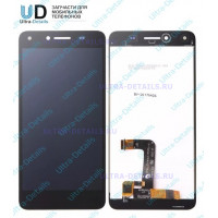 Дисплей Huawei Honor 5A (LYO-L21)/Y5 II (CUN-U29) в сборе с тачскрином (черный)