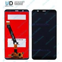 Дисплей Huawei P Smart/FIG-LX1/FIG-LX2/FIG-LX3/FIG-LA1 в сборе с тачскрином (черный)
