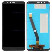 Дисплей Huawei Y9 (2018) в сборе с тачскрином (черный) (матрица Оригинал)