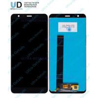 Дисплей Asus ZB570TL (ZenFone Max Plus) в сборе с тачскрином (черный)