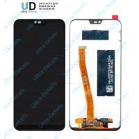 Дисплей Huawei Honor 10  в сборе с тачскрином (черный)