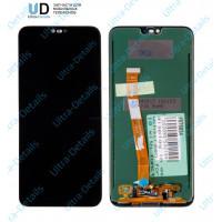 Дисплей Huawei Honor 10  в сборе с тачскрином (черный) Оригинал