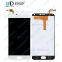 Дисплей Asus ZC554KL (ZenFone 4 Max) в сборе с тачскрином белый