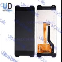 Дисплей HTC Desire 628 в сборе с тачскрином с рамкой (белый) Оригинал