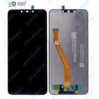 Дисплей Huawei Nova 3 в сборе с тачскрином  (черный)