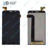 Дисплей Asus Zenfone Go ZB552KL с тачскрином (черный) матрица оригинал