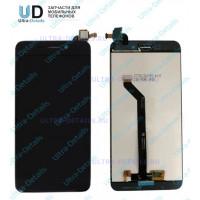 Дисплей Huawei Honor 6C Pro (JMM-L22) в сборе с тачскрином (черный)