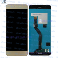 Дисплей Huawei Honor 8 Lite в сборе с тачскрином (золотой) матрица оригинал