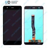 Дисплей Huawei Nova/CAN-L11/CAN-L01  в сборе с тачскрином (черный) матрица оригинал