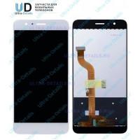 Дисплей Huawei Honor 8/FRD-L09 в сборе с тачскрином (белый) матрица оригинал
