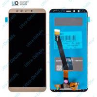 Дисплей Huawei Honor 9 Lite/LLD-L21/LLD-L31 в сборе с тачскрином (золотой)