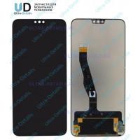 Дисплей Huawei Honor 8x  в сборе с тачскрином черный Оригинал