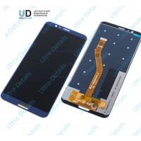 Дисплей Huawei Honor View 10 в сборе с тачскрином (синий)
