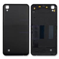 Задняя крышка LG K220DS (черный)
