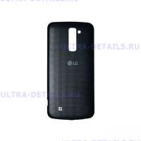 Задняя крышка LG K410/K430DS (K10/K10 LTE)  (черный)